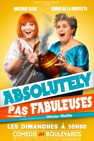 ABSOLUTELY PAS FABULEUSES