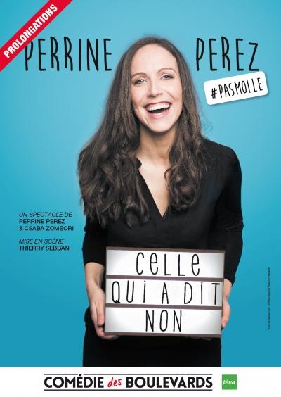 Perrine Perez dans Celle qui a dit non