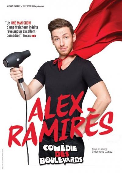 ALEX RAMIRES dans PREMIER RENDEZ-VOUS
